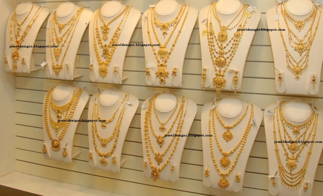 Jewellery Designs : Beautiful Gold Jewellery from Kalyan Jewellers