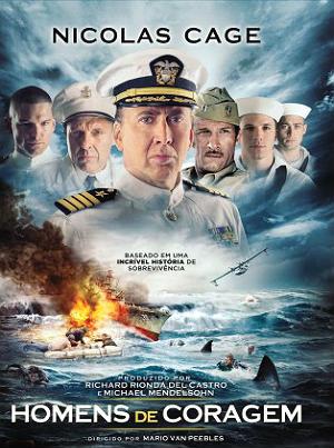 Filme Poster Homens de Coragem