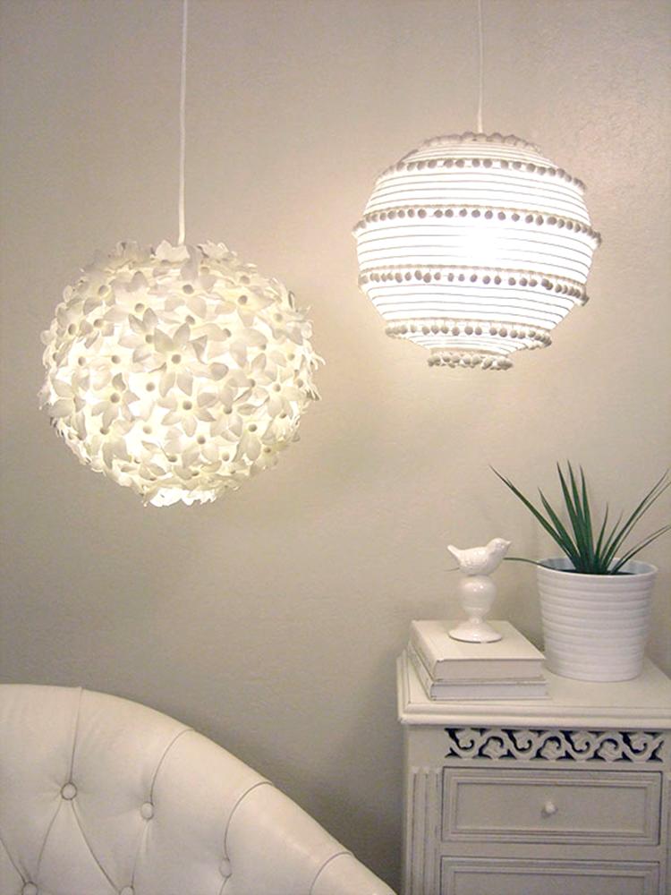 DIY Monday # Paper lanterns