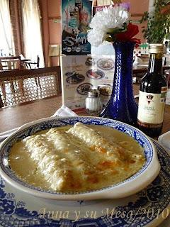 Anna y su mesa enchiladas suizas estilo sanborns for Menu de sanborns
