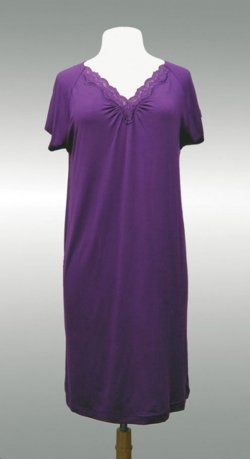 Bamboo Nightgown4