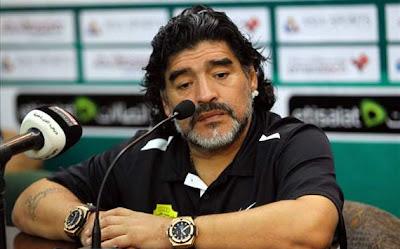 Maradona: «Cristiano jamas alcanzará a Messi»
