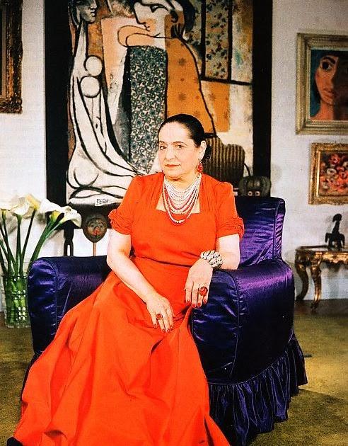 Helena Rubinstein And Fashion 169 Helena Rubinstein