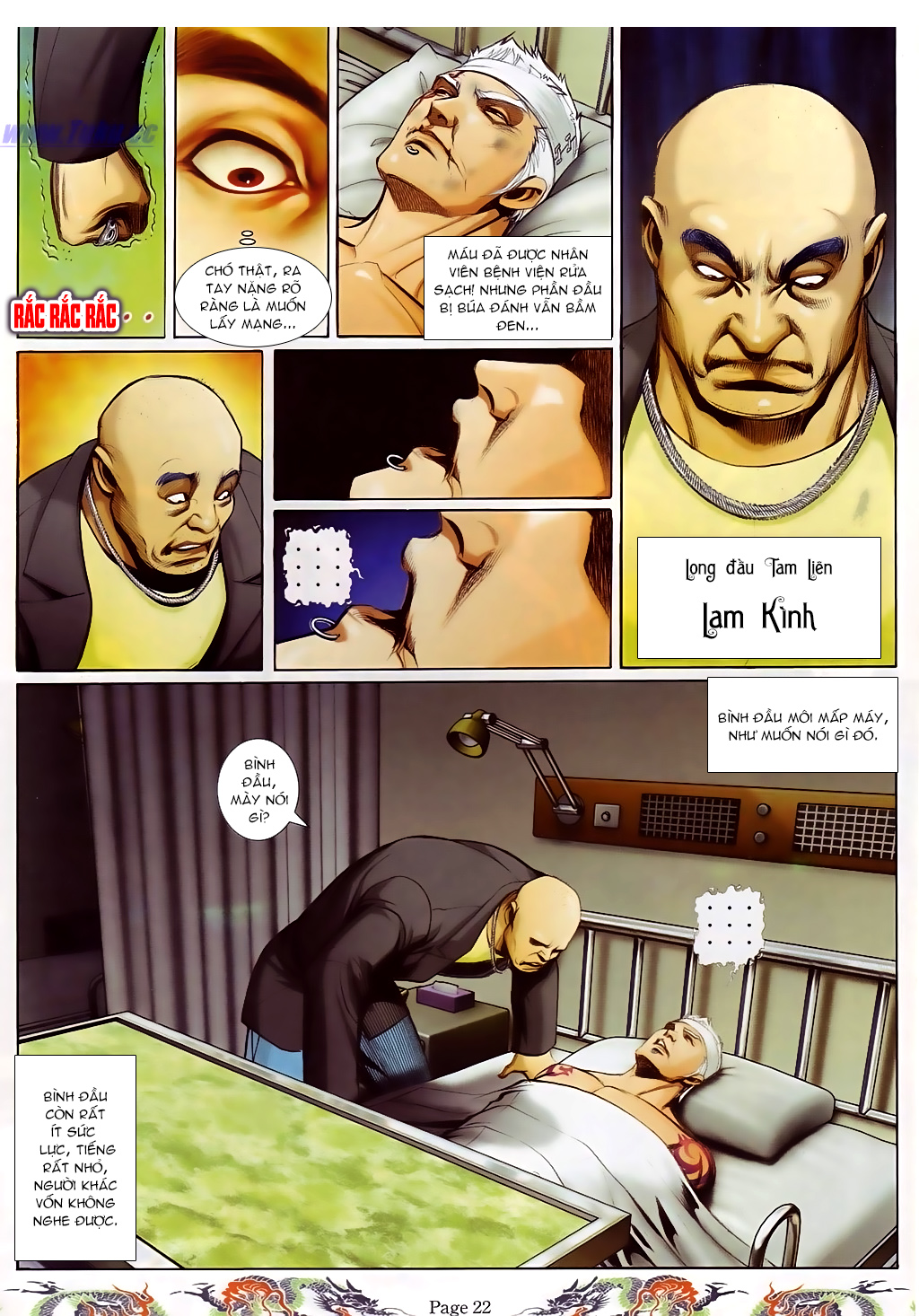 Người Trong Giang Hồ Chap 749 - Truyen.Chap.VN