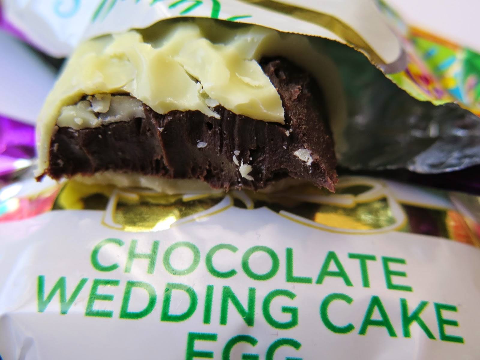 Russell Stover Wedding Cake Truffle