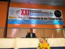 """Celebrarán II Foro Inter Escolar de Educación Física, Deporte y Recreación """"Hacia una cultura de Paz, Educación y Salud""""."""