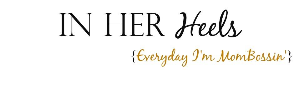 In Her Heels