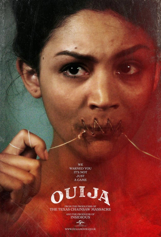 Zobacz też Diabelska plansza Ouija / Ouija