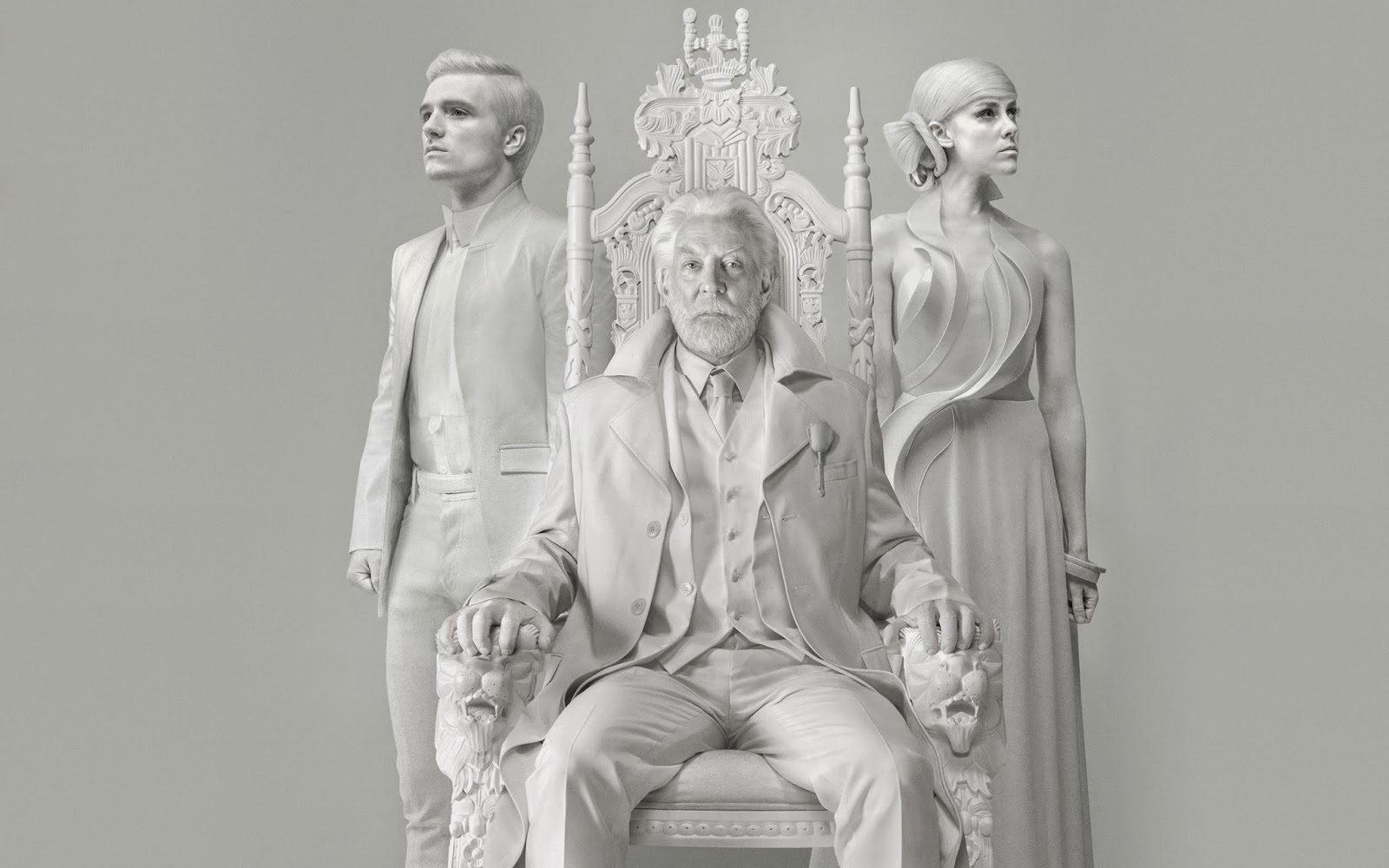 The Hunger Games HD Mockingjay Part 1 Wallpaper