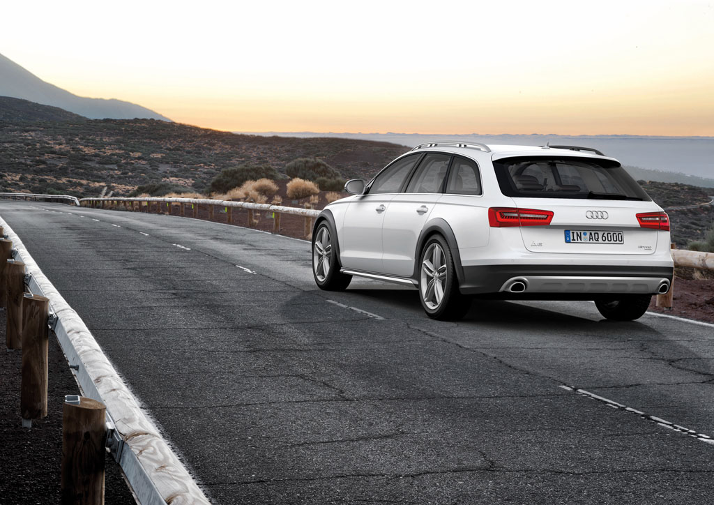 All New Audi A6 Allroad Officially Revealed Quattroholic