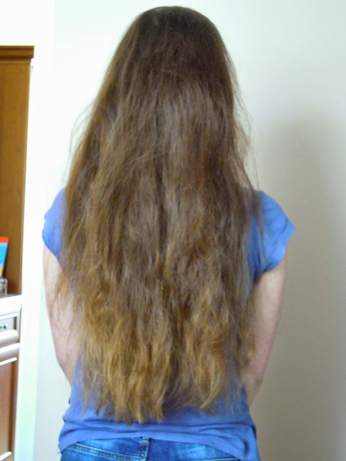 Aktualizacja włosów MAJ 2014 !