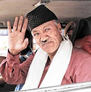 MLA Harka Bahadur Chhetri
