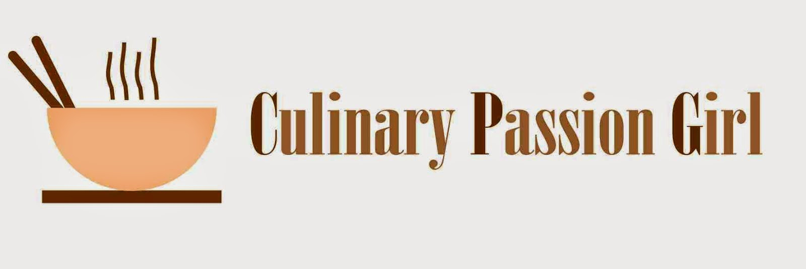 Culinary Passion Girl