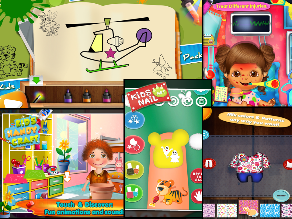 Best Free Android Kids Games To Teach Your Kid Different