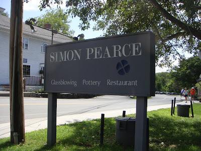 Simon Pearce, Quechee, Vermont