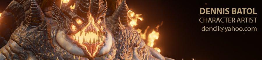 Dennis Batol - 3D Modeler/Character Artist
