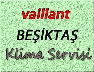 Vaillant Beşiktaş Klima Servis