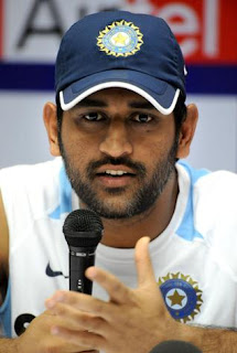 M.S Dhoni speech