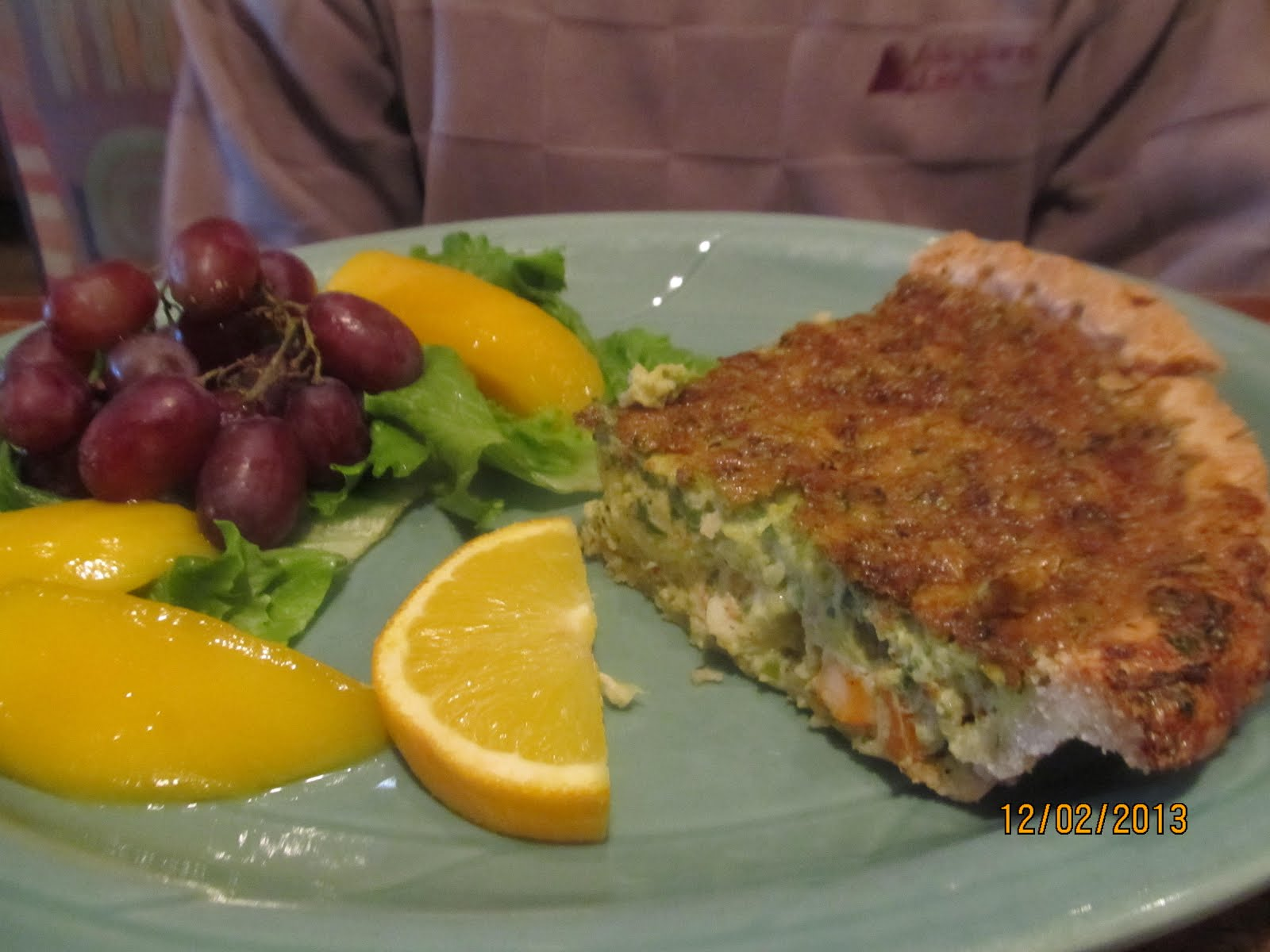 Coming Soon!  Quiche From Gulf Shores