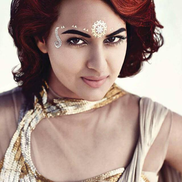 Sonakshi Sinha Harpers Bazaar Bride June 2015 Photo Shoot Stills