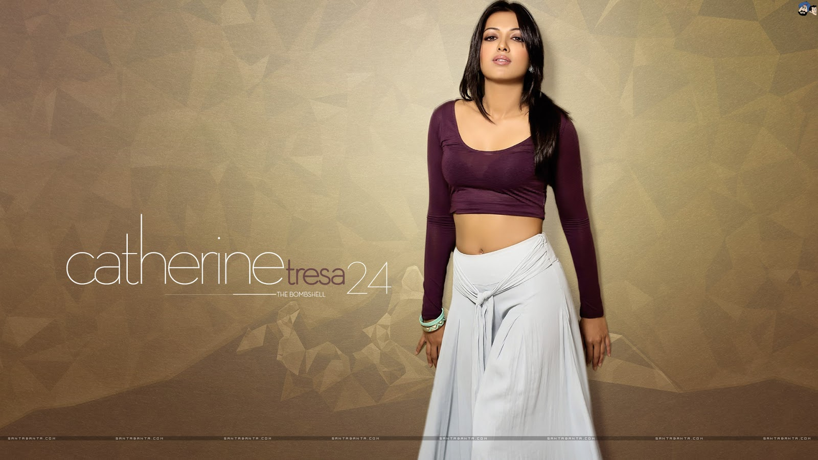Catherine Tresa Girls Hidia Wallpaper