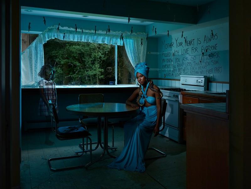 © Dina Goldstein | Gods of Suburbia | Fotografía