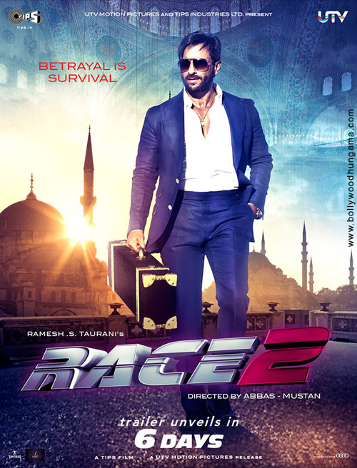 Race 2 (2013) HD Full Hindi Movie