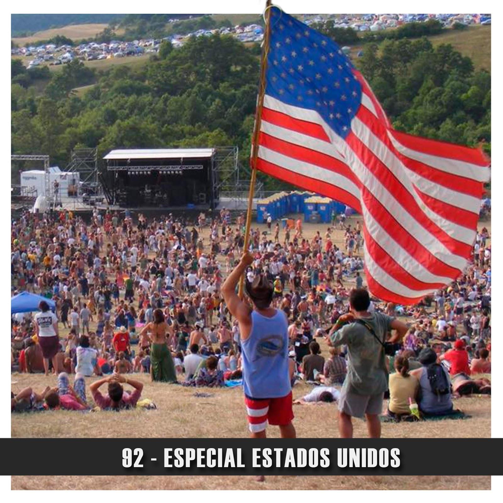 Doublecast 92 - Especial Estados Unidos