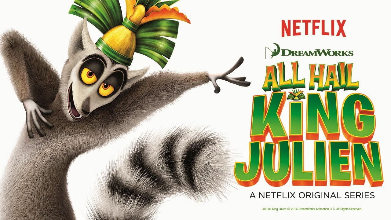 Counting Down to All Hail King Julien on @Netflix!  #streamteam #sponsored