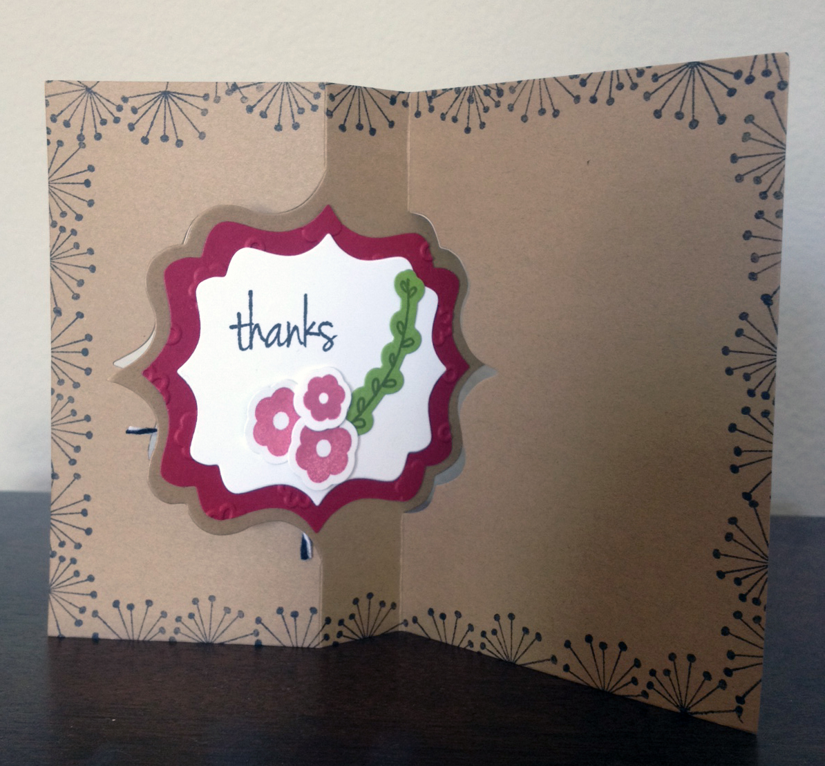Card Making Ideas Sizzix Part - 41: The Card Includes Two Of My New Stamp And Framelits Sets That Will Be  Available This Fall: