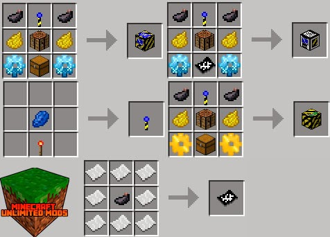Buildcraft mod crafteos
