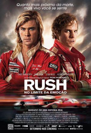 filme rush - no limite da emoção poster cartaz