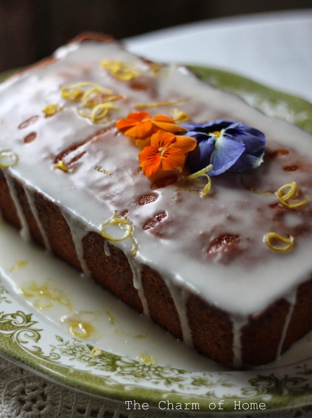 Lemon Pound Cake: The Charm of Home