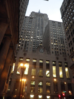 Chicago Board of Trade, la facciata