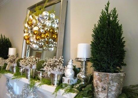 cool decoracin navidea sofisticada decoracin sofisticada navidea como decorar la casa en navidad de forma with ideas para adornar la casa en navidad
