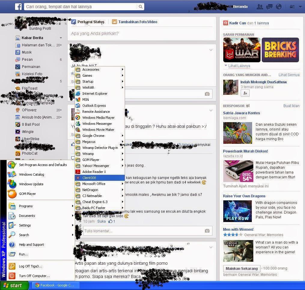 Cara Bobol Billing Warnet Di Jamin Ampuh - Cheat Full Hack