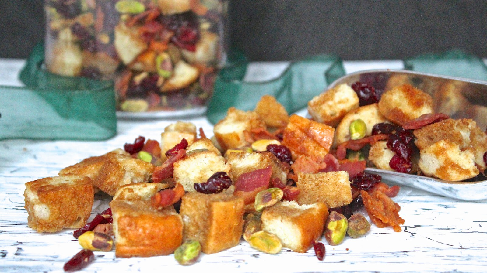 Hearty Breakfast Trail Mix