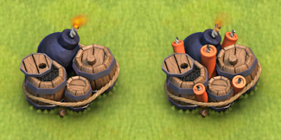 Clash of Clans Trap