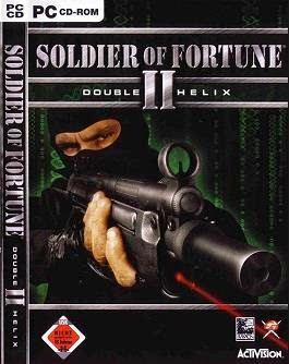 Gameplay Soldier Of Fortune II Double Helix Gold Edition