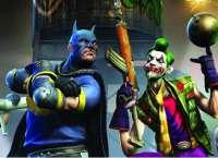 Batman contro Jocker a Gotham