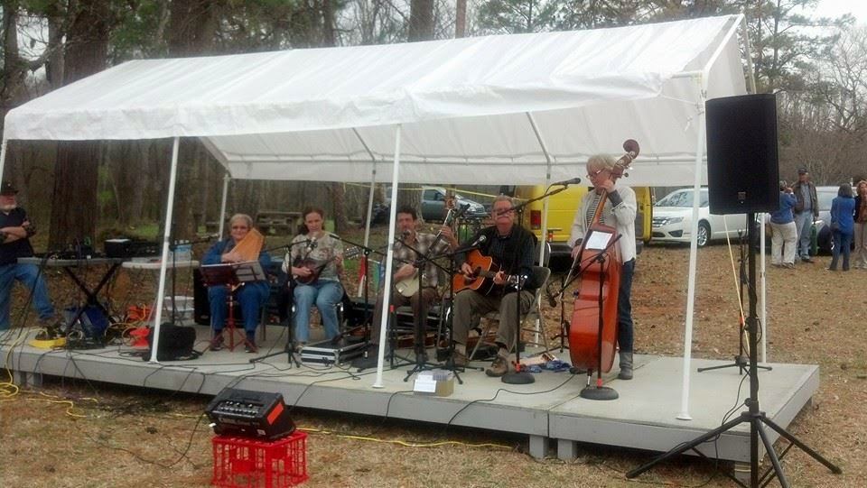 Tin Cup Rattlers at Little Owl Music & Arts Festival 2014