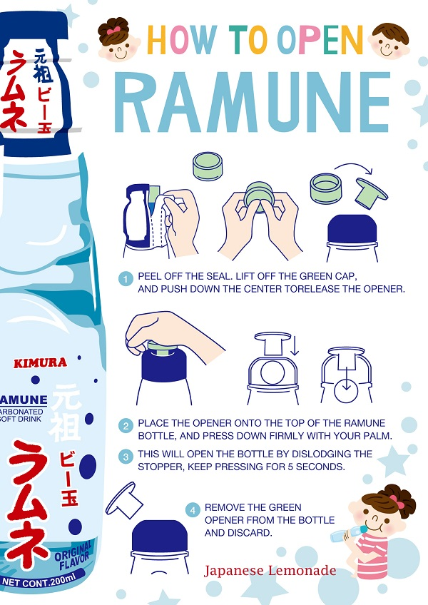 ramune, lugares, bebida japponesa, que beber, japon, japan, que tomar, gaseosa japonesa, venta en españa, carrefour, como abrir, how to open,