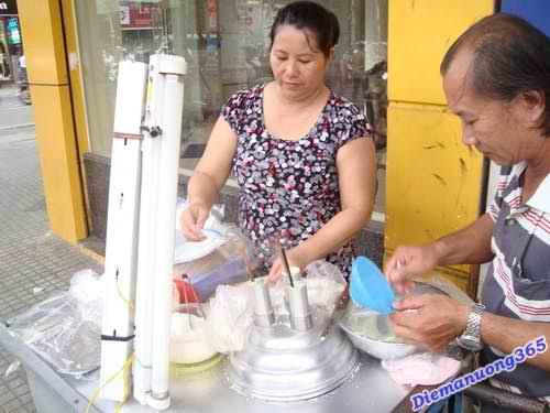Ngon rẻ bánh ống Trà Vinh ở đường Hai Bà Trưng, món ăn vặt, ẩm thực, địa điểm ăn uống, diem an uong, diemanuong365, món ngon sài gòn, sài gòn ẩm thực