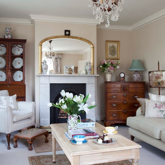 Traditional Living Rooms: South Shore Decorating Blog: Some Really Cool Living Rooms
