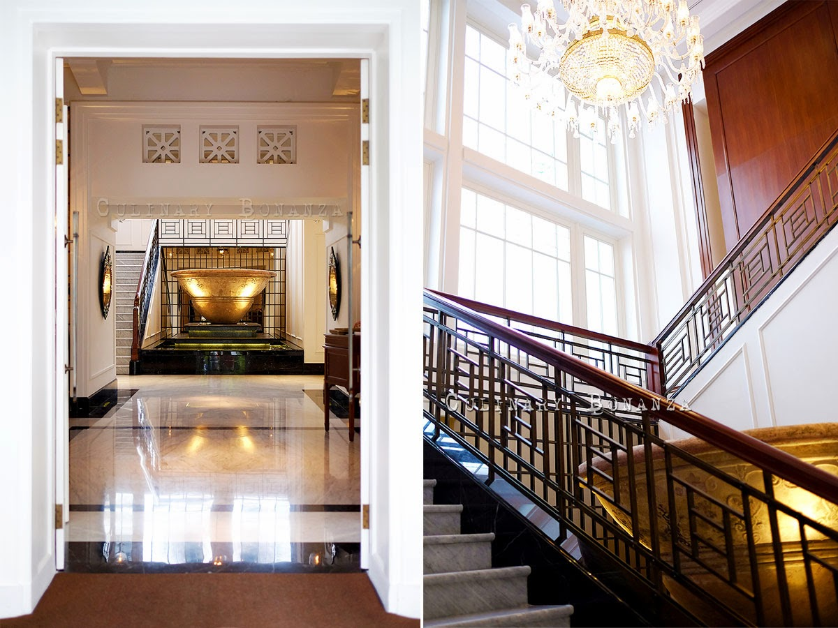 The Hermitage Hotel in Menteng Jakarta