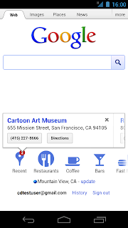 Introducing local search experience across