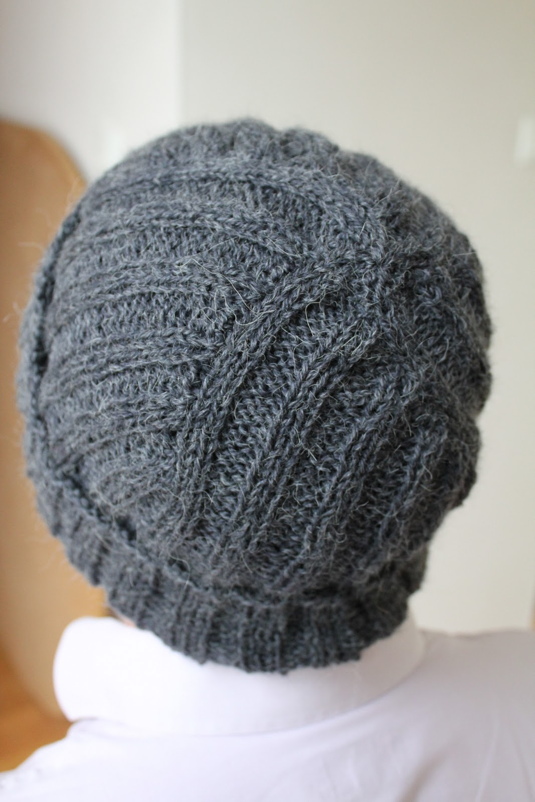 modèle tricot bonnet cousteau