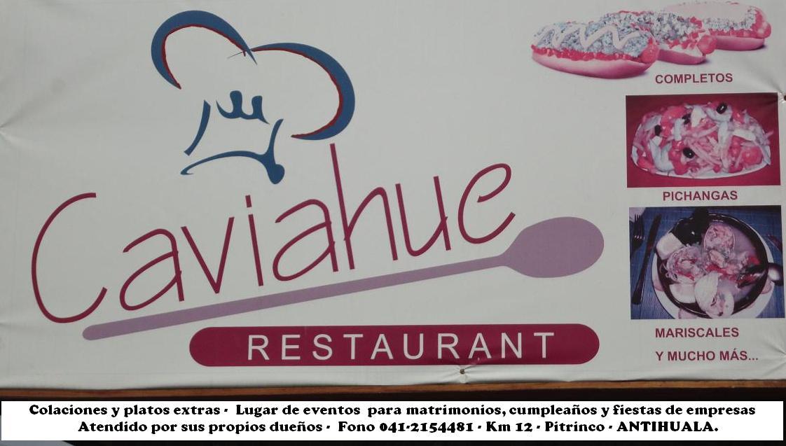 Restaurant Caviahue