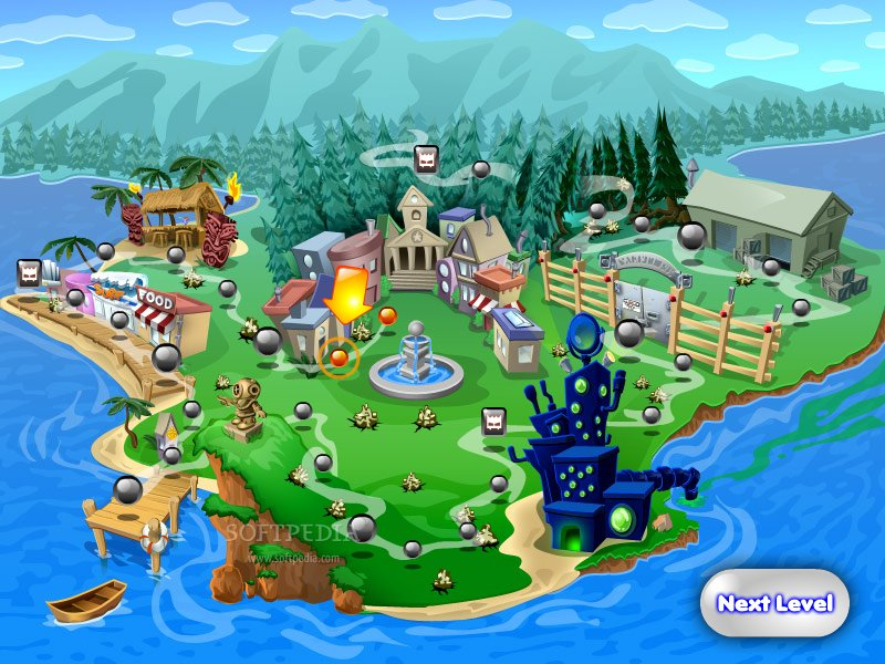bubble town online free