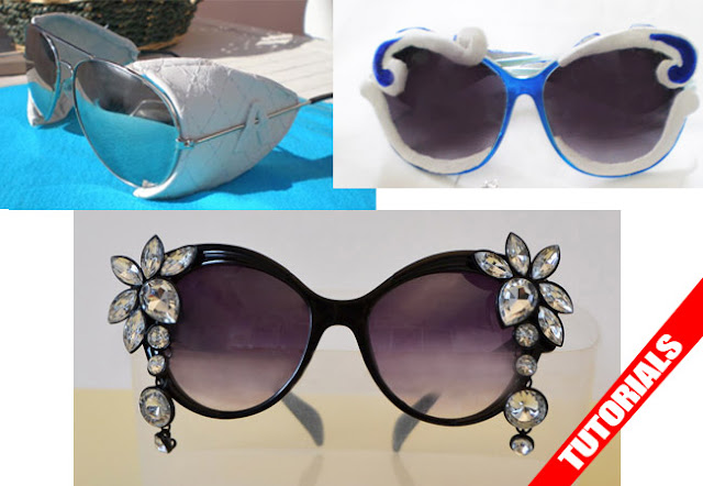sunglasses diy